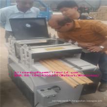 Machine de scierie de bois de scie à lames multiples pour bois carré