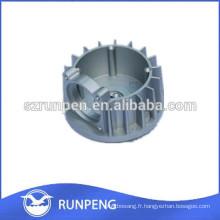 Pièce de moulage en aluminium OEM, pièces de moulage sous pression en alliage d'aluminium variées