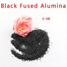 Alumina fundida negra para la materia refractaria (XG-051)