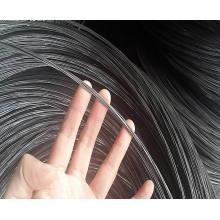 Double Twisted 9 Schwarz geglühtes Kabel