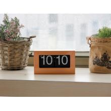 Horloge à bascule en bois ou en bambou