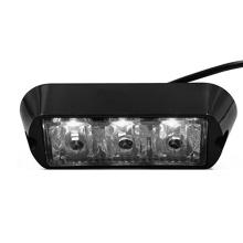 O poder superior de alta qualidade 3W da venda quente da CC 12-24V conduziu a luz do estroboscópio para a motocicleta do carro