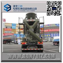 North Benz 5 Cbm Military Concrete Mixer Truck