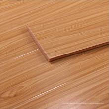 Plancher légèrement stratifié / stratifié HDF de qualité