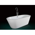 New Freestanding Seamless Modern Acrylic Bathtub