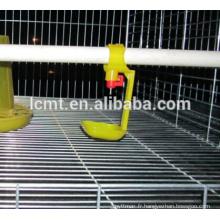 buveur d'équipement de ferme de volaille pour le poulet de gril