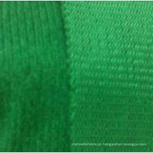 100% poliéster tricot escovado tecido de malha para vestuário desportivo
