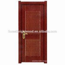 Popular Simple Design Melamine Latest Design Wooden Doors