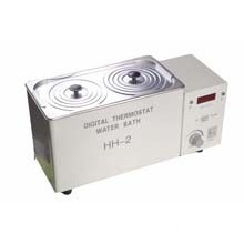 Digital Thermostat Water Bath Hh-2 Two Holes