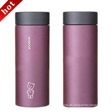 Vakuum isolierte Edelstahlflasche für Kaffee, Tee, heiße Schokolade