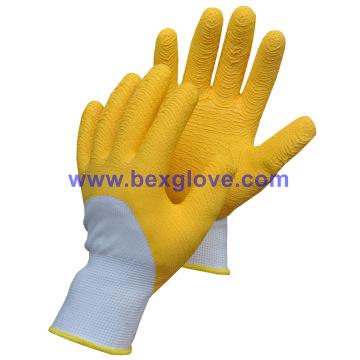 Half Coated Work Glove