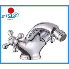 Two Handle Brass Bidet Water Faucet (ZR30310)