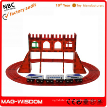 Playmags Nuevo bloques magnéticos del bloque de edificio 3D juguetes 50pcs