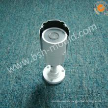 Vivienda al aire libre inalámbrica de fundición a presión a troquel de la cámara de la cámara de seguridad del OEM de fundición a presión a troquel de la aleación de aluminio