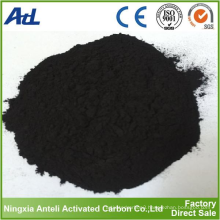 Wood based powdered activated carbon