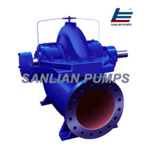 Double Suction Flood Centrifugal Water Pump with Excellent Quality