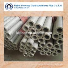 Q345B Tuyau / tube à faible alliage d'acier