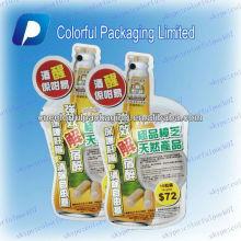 flexible geformte Plastiktaschen / flüssige Verpackungsbeutel / Aluminiumpaket shenzhen