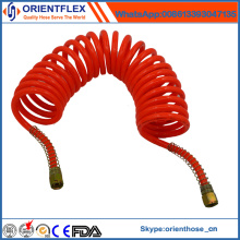 Hot Sale Durable PA Nylon Coil Rubber Hose