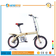 Grosir 16 Ukuran Steel Folding Bicycle di Hebei