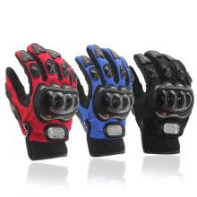Vente chaude sports de plein air doigt complet moto racing gants de gants de moto