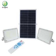 Die cast aluminum housing ip65 solar flood lights