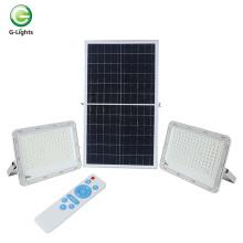 Precio de luz de inundación solar IP65 barato de alta calidad