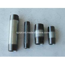 Tuerca de acero galvanizado de tubo de acero