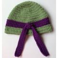 Custom acrylic knit women man baby cap beret beanie bobble crochet hat