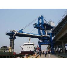 Carregador de navios móveis com SGS