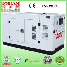 Вэйфан молчание белого Звукоизолированные 40квт качества highe дизельный генератор