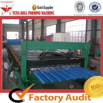 Galvanized Roof Panels Forming Machine