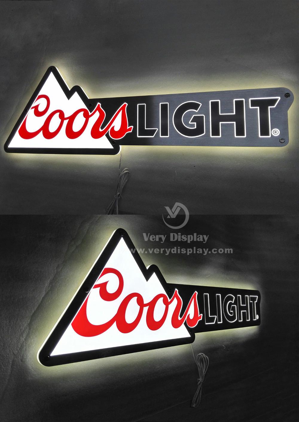 coorslight signs