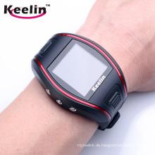 GPS Watch Tracker mit Real-Time Tracking Alert und Dual-Way Voice Talking (k9 +)