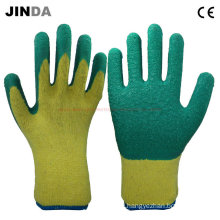 Ls014 Latex Coated Working Gloves