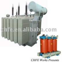 transformador de distribución de energía de 220v 380v