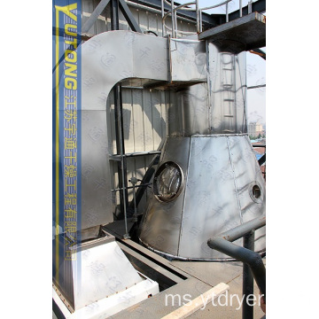 Amino Fatty Acid Pressure Spray Dryer