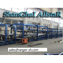 eps insulation board roll forming machine line with reasonable price and high quality