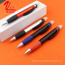 Novelty Pen Christmas Gift Plástico Marcador Caneta Esferográfica em Venda