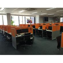 Las mejores paredes del cubículo del escritorio de trabajo de la oficina del precio para la venta (FOH-OC01)