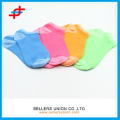 Spring solid color young girl ankle socks for wholesale,fashion and cheap