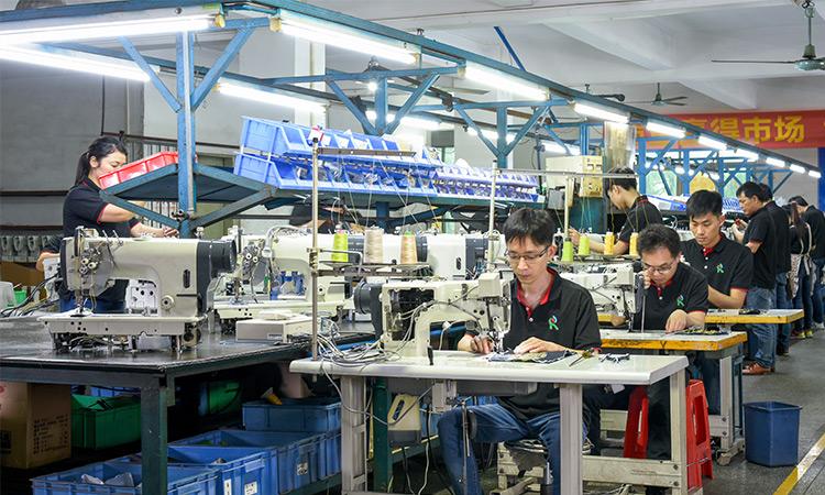 Chuanghui Sewing Machine Company Pic1