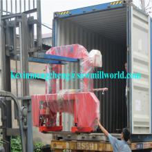 Bien vendu dans le marché ouest-africain Mini Scie à ruban scie à ruban bois Sh-27 Machine de découpage