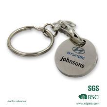 Metal Car Key Chain Promotion