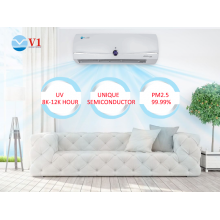 Purificateurs d'air photocatalytiques ménagers pour la poussière