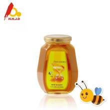 Qualités de miel pur d'abeille de Chaste