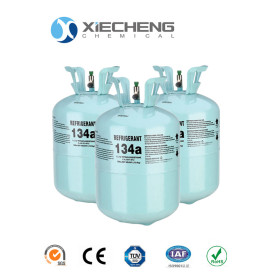 car air conditioning refrigerant R134A instead of R12