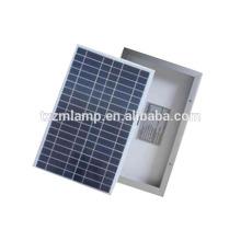 Yangzhou popular en Oriente Medio precio de fábrica paneles solares / precio por vatio panel solar de silicio policristalino