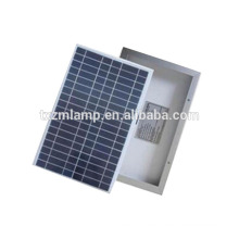 yangzhou popular in Middle East factory price solar panels /price per watt polycrystalline silicon solar panel