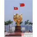 Customer Environment-Friendly Stainless Steel Sculpture